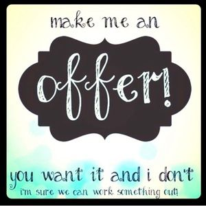 Other - Make Me An Offer 👍🏻